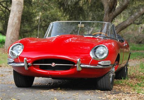 1963 Jaguar E-type Roadster For Sale « The Motoring Enthusiast