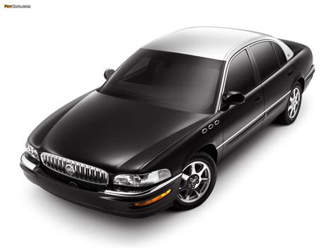 Buick Park Avenue Ultra Special Edition 2005 images (1280x960)
