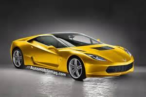 Chevrolet Corvette C8 Engine