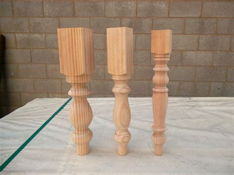 how to make table legs from wood wooden chair leg designs