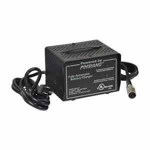24 Volt 3 0 Amp Xlr Mb 3 Battery Charger For Shoprider