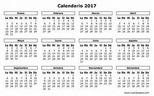 Calendario 2017, más de 150 plantillas para imprimir y ...