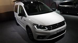 Volkswagen Caddy Confortline : 2018 volkswagen caddy comfortline edition exterior and interior auto z rich car show 2017 ~ Gottalentnigeria.com Avis de Voitures