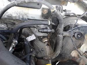 2007 5 4l Sea Foam  Brake Booster Hose