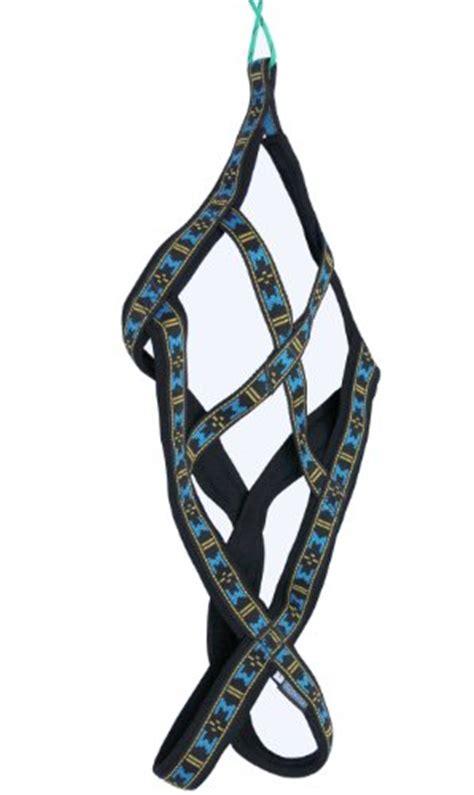 sleigh harness weight pulling sledding harness x back style black large pet walking gift ebay