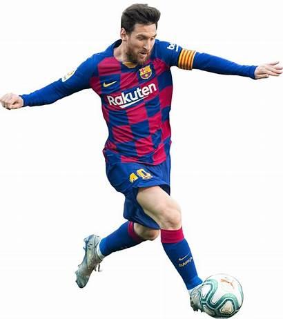 Messi Render Lionel Footyrenders Football