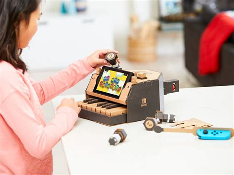 Nintendo Labo Price, Details, Release Date Wired