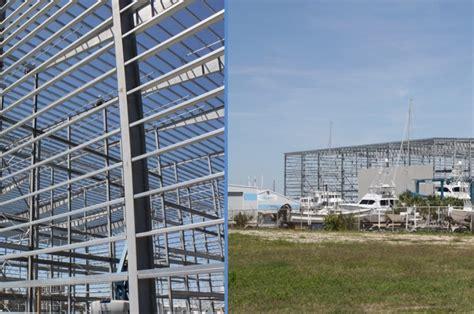 Galveston Yacht Basin Boat Storage by American Galvanizer S Association