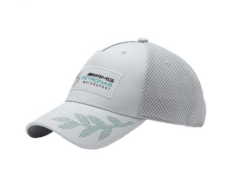 Nwot 2014 mercedes benz amg petronas lewis hamilton f1 puma strapback hat captop rated. Hats & Caps - Puma Mercedes AMG Petronas Grey Laurel Peak Cap for sale in Johannesburg (ID ...