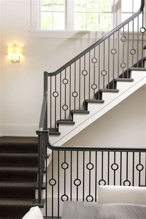 New Banister And Spindles - 25 best ideas about staircase railings on