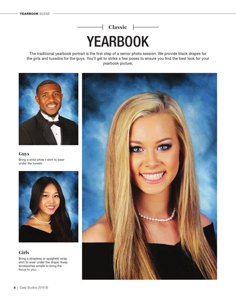 Yearbook Drape - cady studios class of 2017 senior magazine by cady studios
