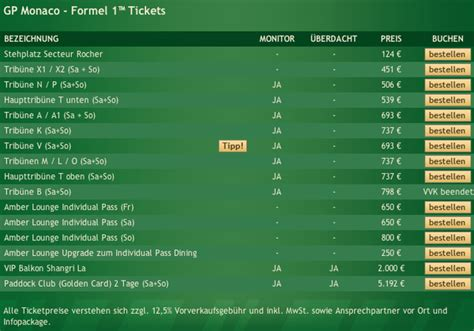 tickets formel 1 formula 1 174 monaco tickets offizieller f1 174 ticket store