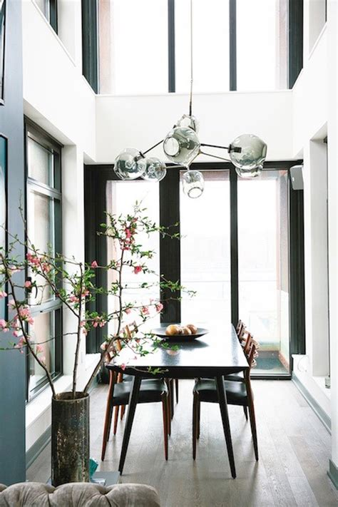 narrow dining tables   small dining room