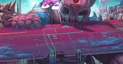 Drifter Hyper Pixel Titans Fanart Galaxy Imgur