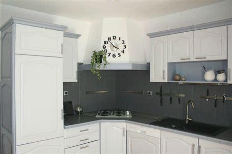 refaire une vieille cuisine vieille cuisine repeinte gallery of repeindre une cuisine