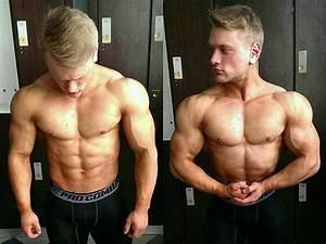 18 Years Old Bodybuilder At Ifbb German Nationals Juniors