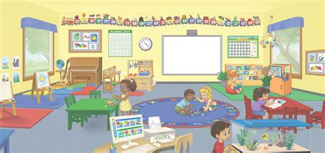 preschool learning abcmouse 554 | classroom