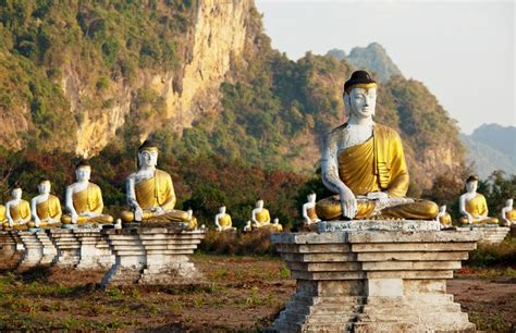 Voyage Birmanie  Circuit  Trek Par Shanti Travel