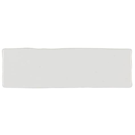 Elida Tile Home Depot by Shop Elida Ceramica Crafted White Subway Ceramic Wall
