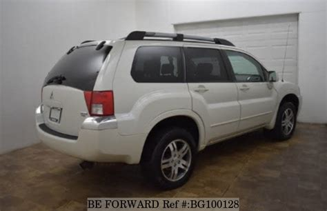 Mitsubishi Endeavor 2004 For Sale by Used 2004 Mitsubishi Endeavor 4 Xls For Sale Bg100128 Be