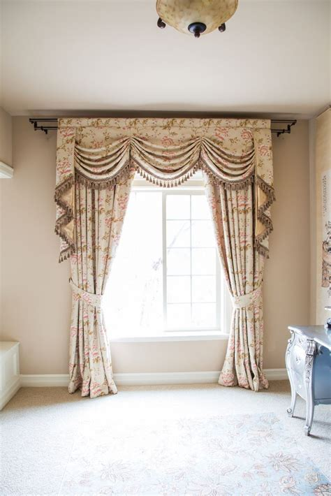 drapes and valance ideas best 25 swag curtains ideas on