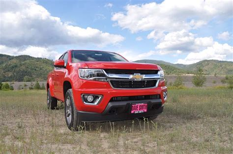 Motor Trend's 2015 Truck Of The Year  Chevy Colorado