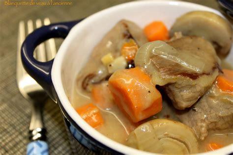 cuisiner une blanquette de veau blanquette de veau façon mémé coop paysanne