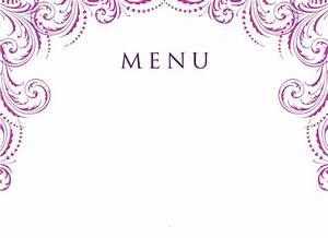 Modele De Menu A Imprimer Gratuit : menu repas nouvel an imprimer gratuitement ~ Melissatoandfro.com Idées de Décoration