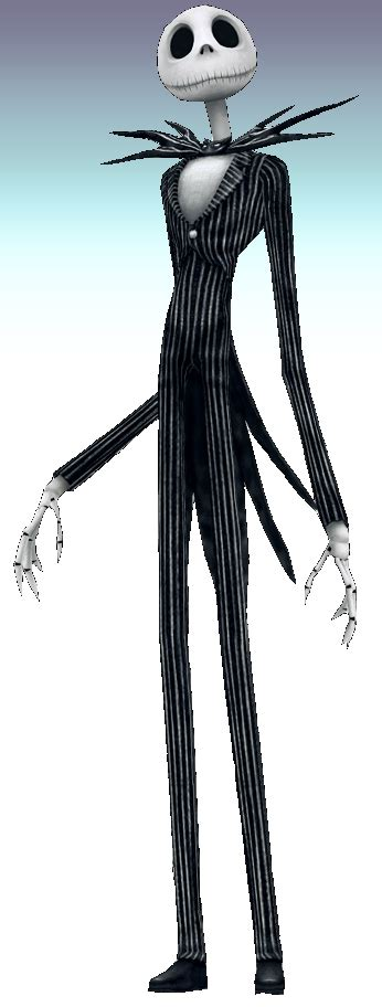 Character Of The Week Jack Skellington By Mollyketty On