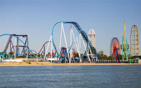 Cedar Point Amusement Park | Ohio's Lake Erie Shores & Islands