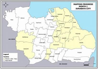 Surabaya Kota Openstreetmap Pemetaan Indonesia Perkembangan
