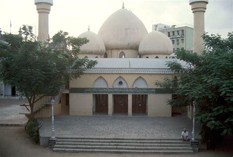 South India Mosques Dargah's  Chennai's Landmark