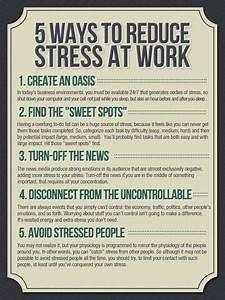 5 ways to reduce stress at work | MC2 | Pinterest
