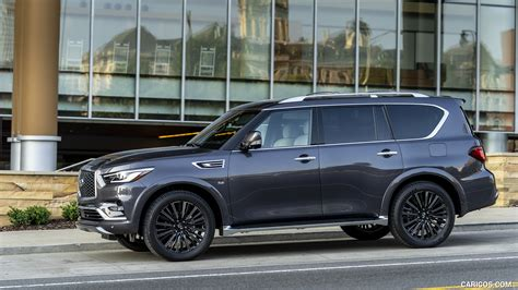 Infiniti Qx80 Wallpaper by 2019 Infiniti Qx80 Limited Side Hd Wallpaper 22