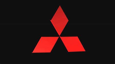 Mitsubishi 3d Logo