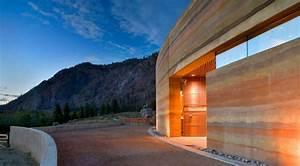 Rammed Earth Architecture - modlar.com