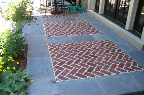 brick and flagstone patio flagstone patios emerald landscaping