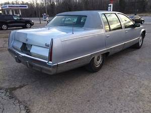 93 Cadillac Fleetwood Brougham Problems