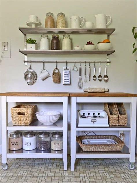 kitchen open shelving design aufbewahrung regale f 252 r k 252 che 5433