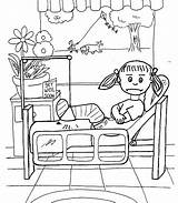 Pediatric Edificios Dibujos sketch template