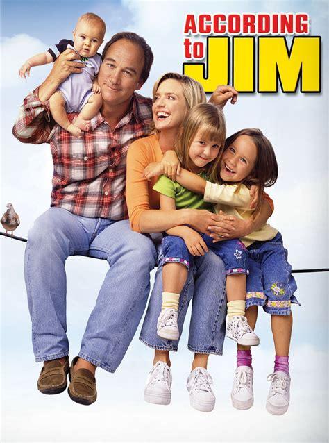According to Jim Season 1 DVD Box Cover(HQ) - Sitcoms ...