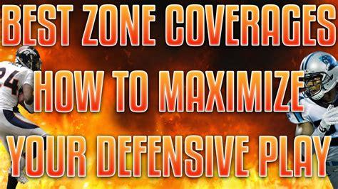 madden coverage zone defense