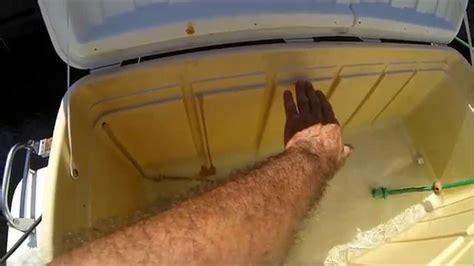 a voir comment installer un vivier pour la pèche