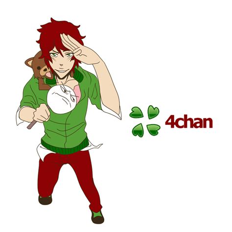4chan Mobile Site by 4chan By Redoluna On Deviantart