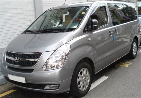 Hyundai Starex Picture by 2010 Hyundai Starex Pictures Information And Specs