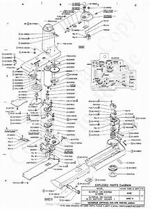 Olympus Winder1 Exploded Parts Diagram Service Manual