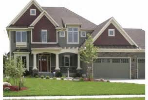 two story craftsman craftsman house plans two story house design ideas