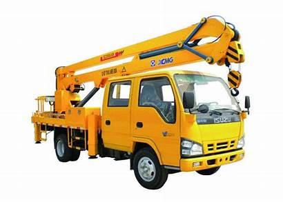Altitude Truck Operation Isuzu 24m 4x2 Maintenance