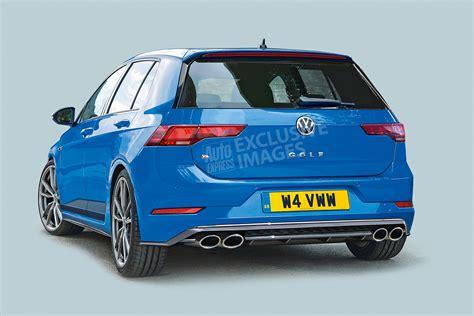 Volkswagen Golf R 2020 by New 2020 Volkswagen Golf R Pictures Auto Express