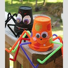 Halloween Crafts On Pinterest